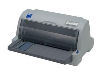 爱普生EPSON LQ-630K票据平推式针式打印机