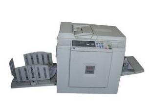 理光DX2432一体机印刷机
