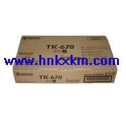 京瓷TK-678碳粉